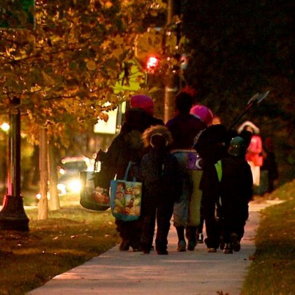 OPP Provides Hallowe'en Safety Tips