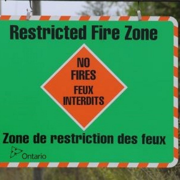 Total Fire Ban Remains In Effect This Weekend