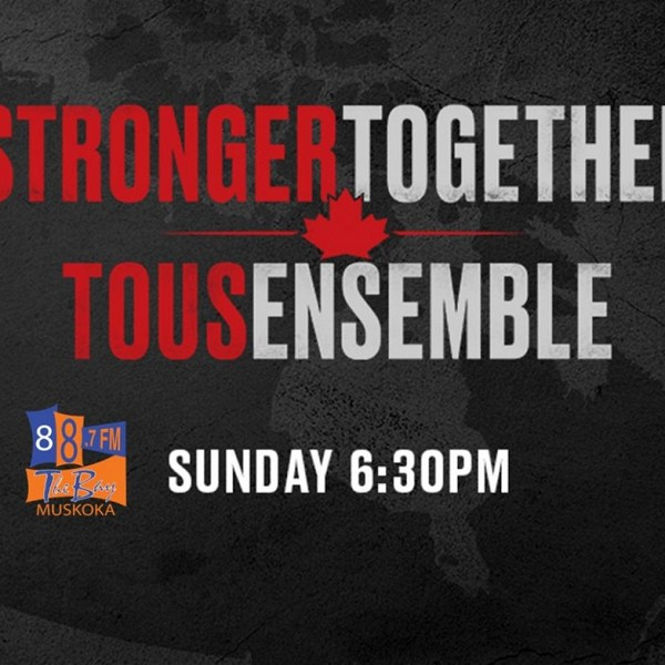 The Bay Broadcasts Stronger Together Fundraiser For FoodBanks