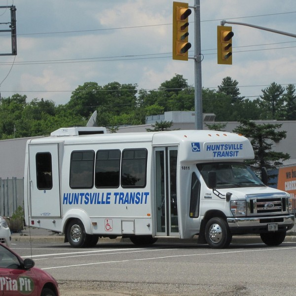 Changes In Effect For Huntsville Transit