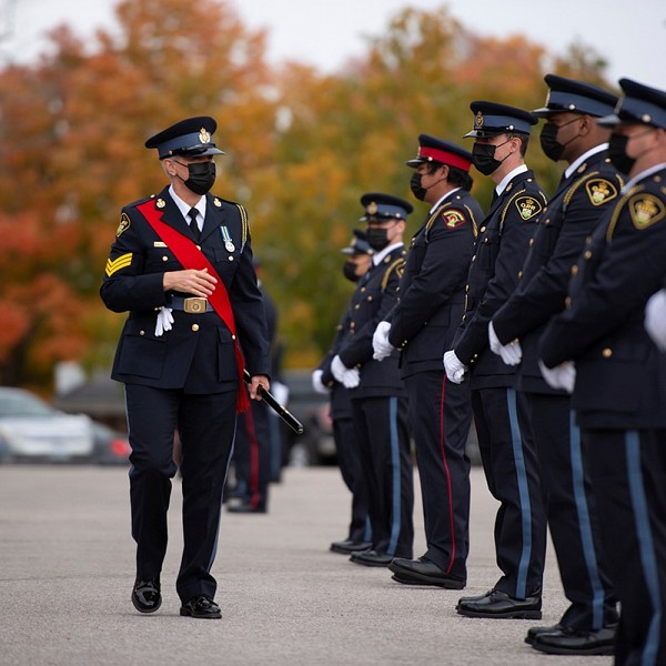 OPP welcome 20 New Officers to Serve our Communities (3 Dispatched to Muskoka)