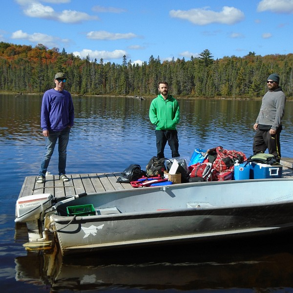 Trio Find Creative Inspiration In Algonquin Park