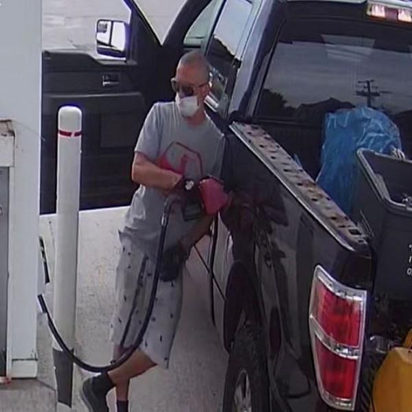 Theft Of Gas Leads To Discovery Of Stolen Licence Plates