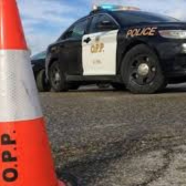 Huntsville OPP Wraps Up RIDE Program With 10 Arrests