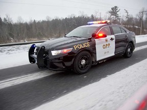 Bracebridge OPP Nab Two Impaired Drivers Yesterday