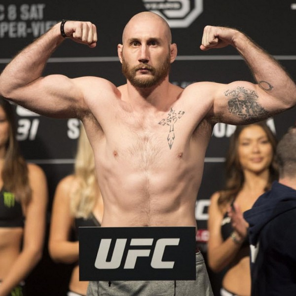 Nelson Given 3rd Fight In The UFC
