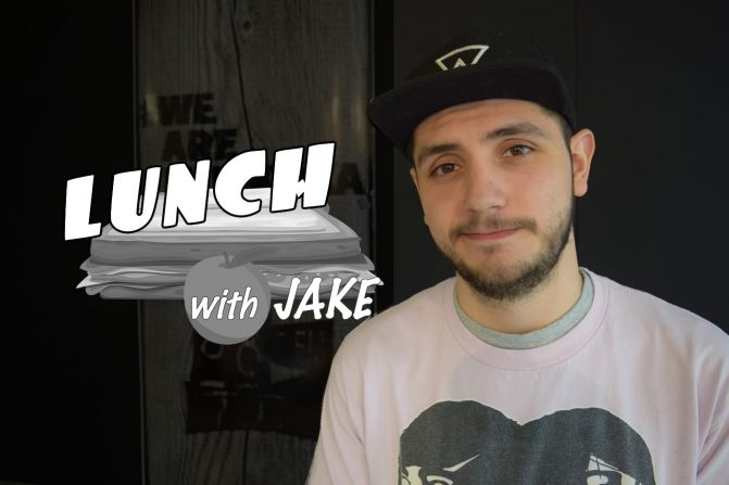 Lunch With Jake