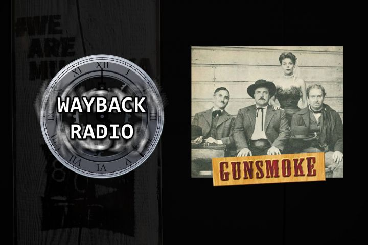 Wayback Radio - GUNSMOKE