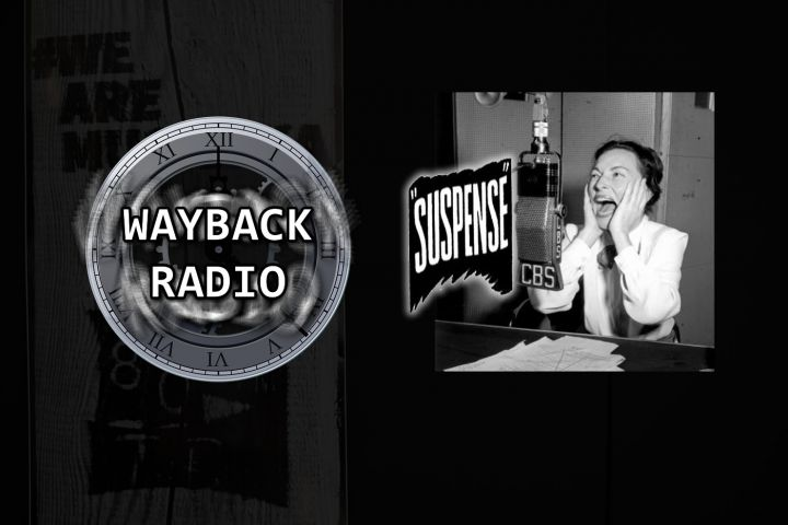 Wayback Radio - SUSPENSE